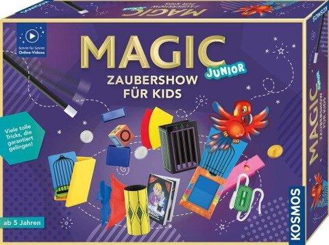 MAGIC - Zaubershow für Kids -