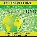 Ctrl+Shift+Enter - Mike Girvin