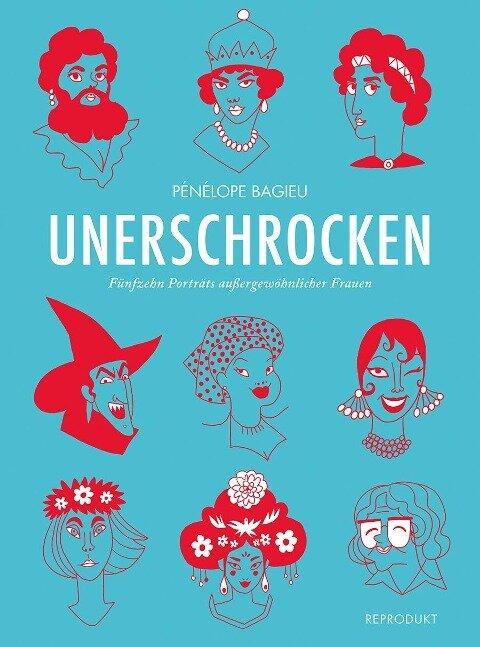 Unerschrocken - Pénélope Bagieu