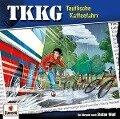 TKKG 205. Teuflische Kaffeefahrt. CD -