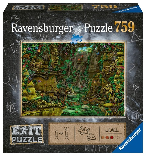 Exit 2: Tempel in Angkor - Puzzle 759 Teile -
