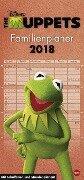 The Muppets Familienplaner - Kalender 2018 -
