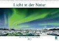Edition Naturwunder: Licht in der Natur (Wandkalender 2019 DIN A2 quer) - K. A. Calvendo