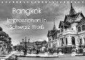 Bangkok Impressionen in Schwarz Weiß (Tischkalender 2018 DIN A5 quer) Dieser erfolgreiche Kalender wurde dieses Jahr mit gleichen Bildern und aktualisiertem Kalendarium wiederveröffentlicht. - Ralf Wittstock