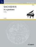 A la pizzicato - Rodion Shchedrin