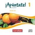 ¡Apúntate! - Nueva edición - Band 1 - Audio-CD -