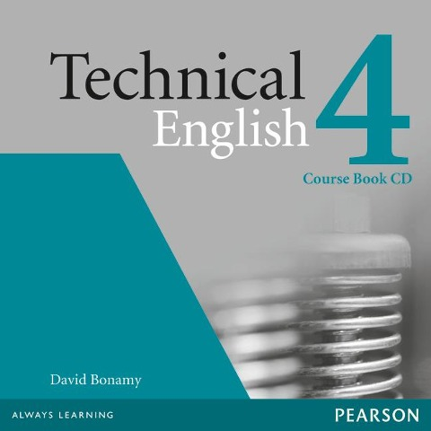 Technical English (Upper Intermediate) Coursebook CD -