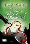 Wer will schon einen Vampir? - Lynsay Sands