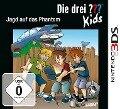 Die drei ??? Kids. Jagd auf das Phantom (drei Fragezeichen) Nintendo 3DS -