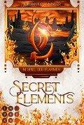 Secret Elements: Im Spiel der Flammen - Johanna Danninger
