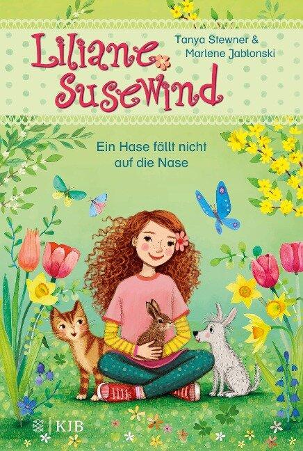 Liliane Susewind - Ein Hase fällt nicht auf die Nase - Tanya Stewner, Marlene Jablonski