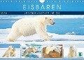 Eisbären: Lebenskünstler im Eis (Wandkalender 2019 DIN A4 quer) - K. A. Calvendo