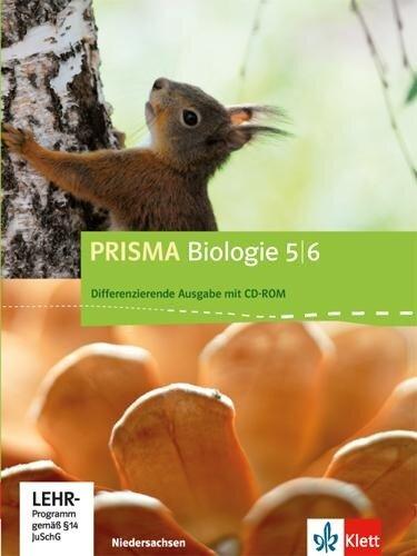 Prisma Biologie. Ausgabe für Niedersachsen - Differenzierende Ausgabe. Schülerbuch mit Schüler-CD-ROM 5./6. Schuljahr -