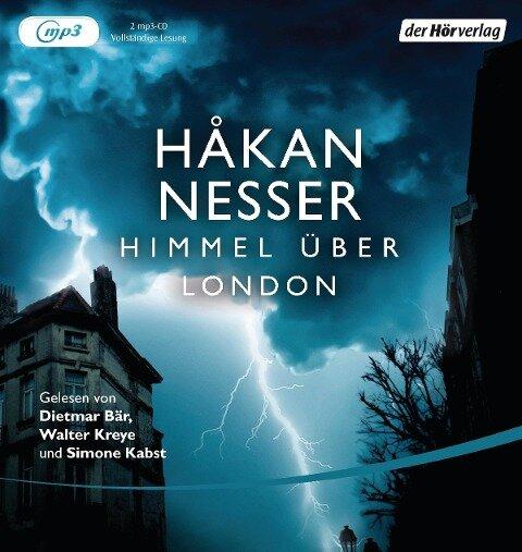 Himmel über London - Håkan Nesser