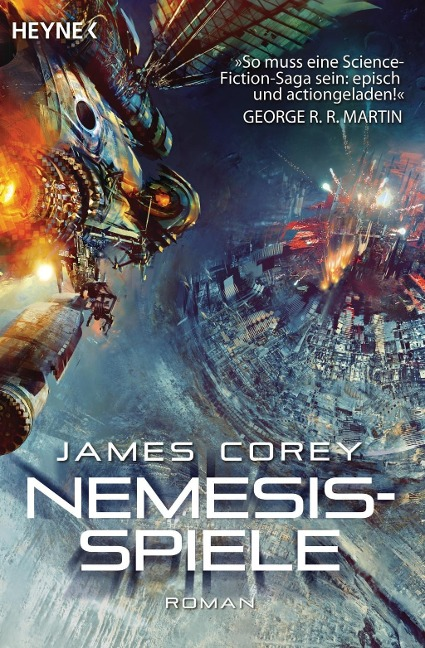 Nemesis-Spiele - James Corey