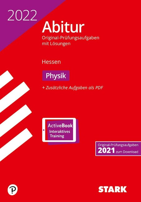 STARK Abiturprüfung Hessen 2022 - Physik GK/LK -