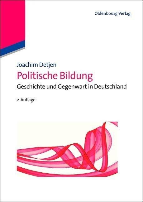 Politische Bildung - Joachim Detjen