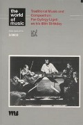 Traditional Music and Composition -