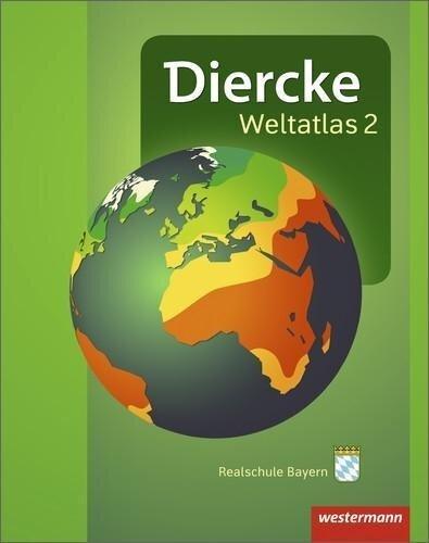 Diercke Weltatlas 2 Bayern -