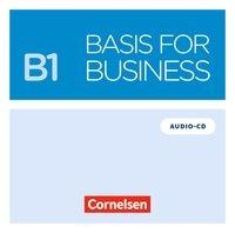 Basis for Business B1 - Audio-CD -