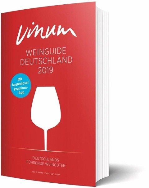 VINUM Weinguide Deutschland 2019 -