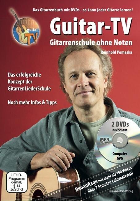 Guitar-TV: Gitarrenschule ohne Noten - Reinhold Pomaska