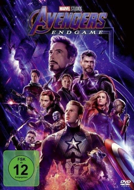 Avengers - Endgame - Christopher Markus, Stephen Mcfeely, Stan Lee, Jack Kirby, Jim Starlin