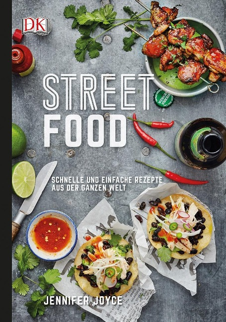 Streetfood - Jennifer Joyce