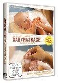 Die wunderbare Welt der Babymassage -