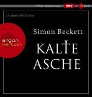 Kalte Asche (Ungekürzte Lesung) - Simon Beckett