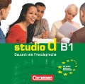 studio d B1. Gesamtband 3. 2 Audio-CDs -