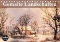 Gemalte Landschaften (Tischkalender 2018 DIN A5 quer) Dieser erfolgreiche Kalender wurde dieses Jahr mit gleichen Bildern und aktualisiertem Kalendarium wiederveröffentlicht. - Elisabeth Stanzer