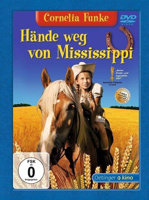 Hände weg von Mississippi (DVD) - Cornelia Funke