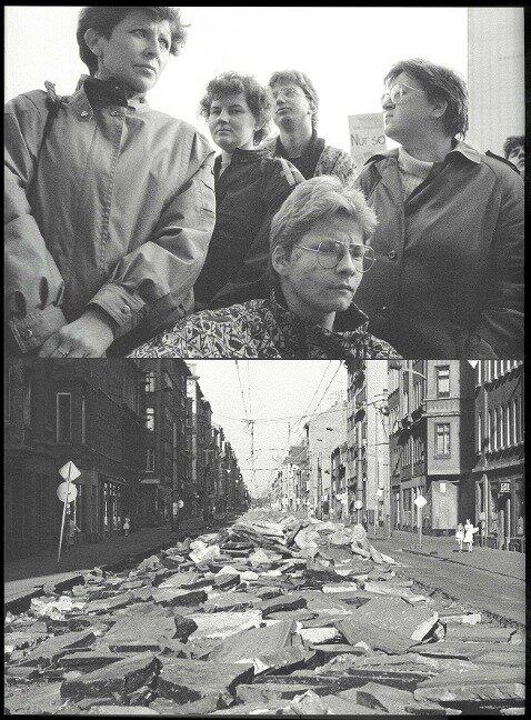 Das Jahr 1990 freilegen -