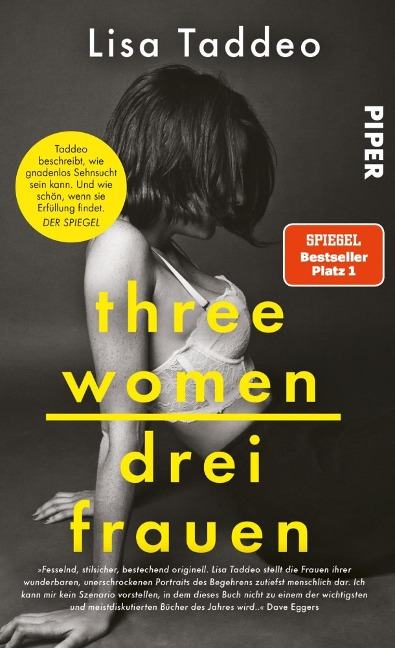 Three Women - Drei Frauen - Lisa Taddeo