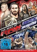 The Best Of RAW And Smackdown 2015 - Various
