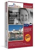 Sprachenlernen24.de Slowenisch-Basis-Sprachkurs. PC CD-ROM für Windows/Linux/Mac OS X + MP3-Audio-CD für Computer /MP3-Player /MP3-fähigen CD-Player -