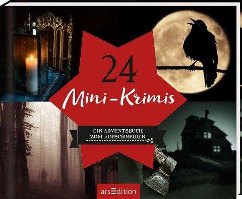 24 Mini-Krimis -
