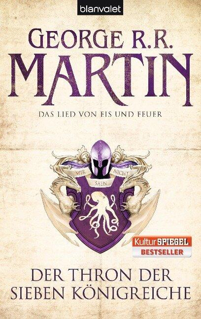 Das Lied von Eis und Feuer 03. Der Thron der Sieben Königreiche - George R. R. Martin