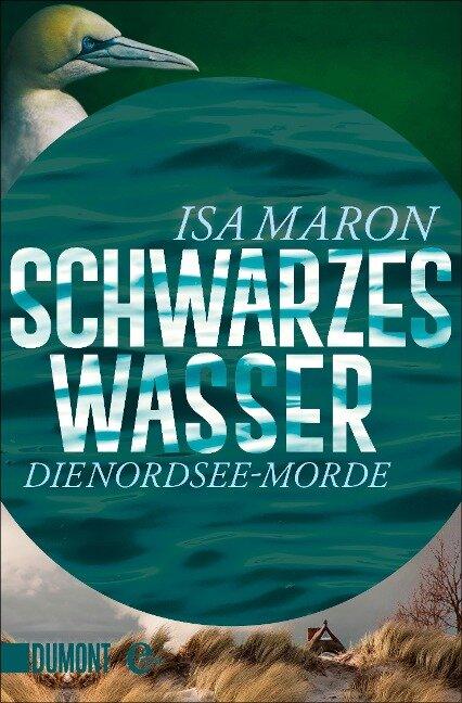 Schwarzes Wasser - Isa Maron