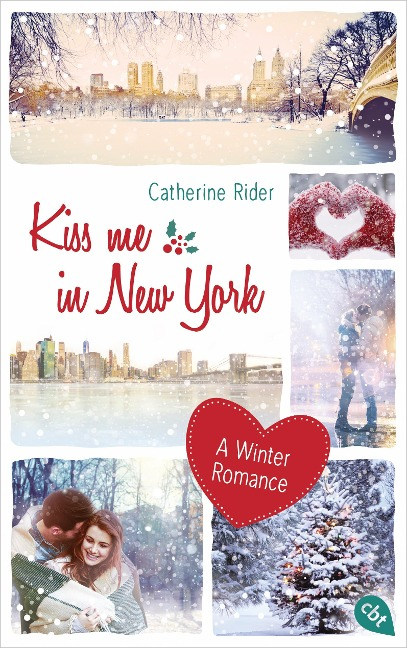 Kiss me in New York - Catherine Rider