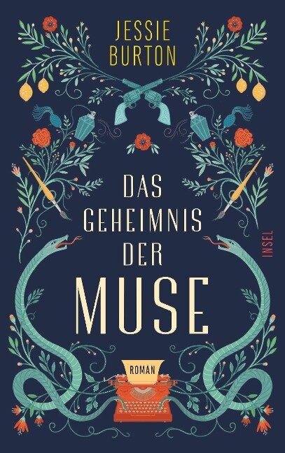 Das Geheimnis der Muse - Jessie Burton