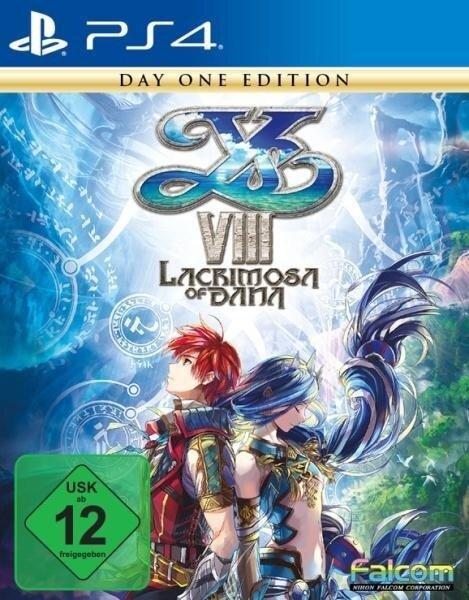 YS VIII: Lacrimosa of DANA (PlayStation PS4) -
