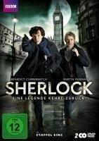 Sherlock - Staffel 1 -