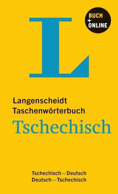 Langenscheidt Taschenwörterbuch Tschechisch -