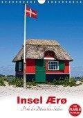 Insel Ærø - Perle der Dänischen Südsee (Wandkalender 2018 DIN A4 hoch) Dieser erfolgreiche Kalender wurde dieses Jahr mit gleichen Bildern und aktualisiertem Kalendarium wiederveröffentlicht. - K. A. Carina-Fotografie