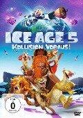 Ice Age 5 - Kollision voraus! + Strandhandtuch Sid - Michael Berg, Jason Fuchs, Aubrey Solomon, Michael J. Wilson, John Powell