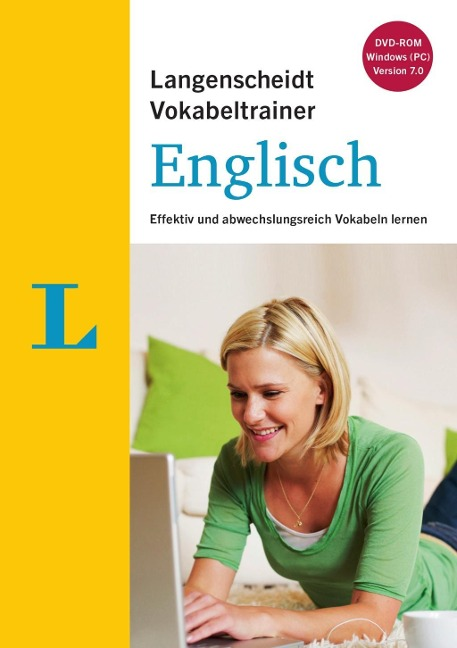 Langenscheidt Vokabeltrainer 7.0 Englisch -