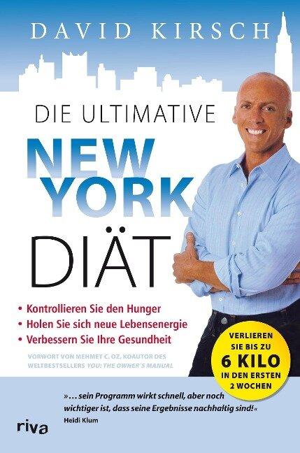 Die ultimative New York Diät - David Kirsch
