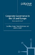 Corporate Governance in the US and Europe - G. Owen, T. Kirchmaier, J. Grant